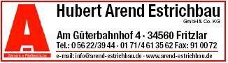 Arend Estrichbau