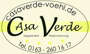 Ferienwohnung Edersee Casa Verde
